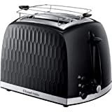 Russell Hobbs 26061-56 Honeycomb 2S Grille-pain Noir
