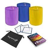 Yesgreener™✮Marque Française✮ Sac Ice O Lator 20L   Lot De 3+3 Tamis De Séchage   E-Book Offert   Ice O Lator Bag & Bubble Bag   Sac Extraction De Haute Qualitée