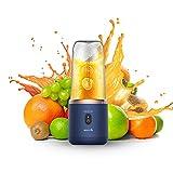 Deerma 400ml personnel Blender Smoothie pour Milkshakes et Juice Shakes, Mixer for Smoothies, Mini Blender Tritan sans BPA Portables de
