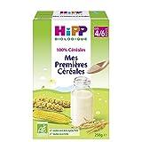 Hipp Biologique Mes Premières Céréales dès 4 mois 6 boîtes de 250 g
