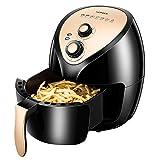 HYWOT Smart Air Fryer, 3.5L Easy Clean Fat Fryer, 1400 Watt électrique Air friteuses Four, 7 présélections de Cuisine, LED écran Tactile, Antiadhésif Panier, préchauffez
