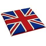 XHNXHN Coussins de Bureau/Angleterre Plat/Coussin de Chaise carrée/Meubles à la Maison