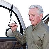 Able Life Auto Assist Poignée – Support automobile Aide à la mobilité et support de véhicule Poignée de sécurité portable en nylon