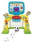 VTech - Bébé Multisport Interactif, Jeu Éducatif Bébé, Centre de Sport Educatif - Version FR
