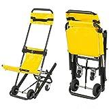 Chaise d'escalier - La Chaise d'escalier d'ambulance de Pompier d'ambulance Pliable Peut Supporter 350 Livres, Chaise d'escalier portative d'opération par Une Seule Personne