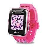 VTech - Kidizoom Smartwatch Connect DX2 – Rose – Montre Connectée Pour Enfants – Version FR