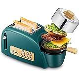 Machine à pain, grille-pain multifonctions automatique 5 Couleur four réglablee machine Stall pain peut Décongeler et Réchauffer pain avec cuisson Grill for Etuve AQUILA1125
