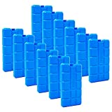 ToCi réfrigérants pour sac isotherme ou glacière de 200 ml chacun-lot de 12