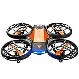 Drones V8 avec caméra 4K pour adultes, quadricoptère à 20 minutes de vol, moteur sans balai, 5G FPV Transmission, suivez-moi, retournez automatiquement à la maison, longue portée de contrôle pour débu
