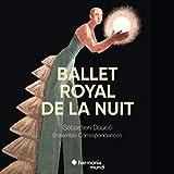 Ballet Royal de la Nuit, Première partie: XII & XIII. Entrées '4 Porteurs de chaises portant 2 Bourgeoises'