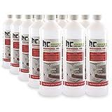 Höfer Chemie 15 x 1 L Bioéthanol 100% de Haute pureté pour cheminée à éthanol, Godets à éthanol, feu de Table et braséros au bioéthanol