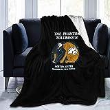 Hirola The Phantom Tollbooth Nortou Juster Illustrations par Jules Feiffer Couverture polaire douce et chaude en flanelle pour canapé-lit