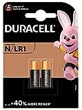 Duracell Lot de 4 Piles alcalines Type N LR1 Mn9100 Idéal pour Micron Fox