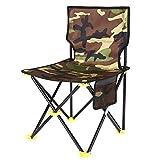 Chaise pliante extérieure pliante légère siège de chaise de camping pliant siège de pêche camping