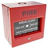 BeMatik - Bouton Manuel d'urgence pour alarmes Incendie