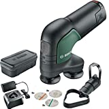 Ponceuse-Polisseuse sans Fil Bosch - EasyCurvSander 12 (1 Batterie, Système 12V, dans Sac Souple)