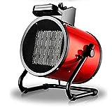 GCP Chauffage de l'espace à Ventilateur Industriel Chauffage électrique basculant Puissant Chauffage électrique à économie d'énergie pour Atelier, élevage de Hangar, Garage, Bureau, Chauffage en