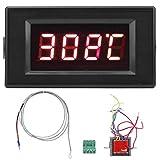 0-999 ℃ Indicateur de température numérique Industriel DYG-5135 pour équipement de Chauffage électrique