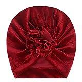 NISOWE BéBé 10cm Hairball Hat Velvet Fashion Hat Fille GarçOns Fashion Chapeaux Joli Chapeau Chapeau De CéRéMonie
