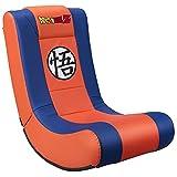 DBZ Dragon Ball Z Fauteuil Gamer à Bascule Adulte Pro Rock'n'seat