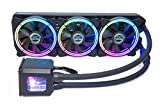 Alphacool Eisbaer Aurora 360 CPU Eau et gaz réfrigérants