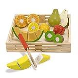 Melissa & Doug - 14021 - Fruits À Couper En Bois