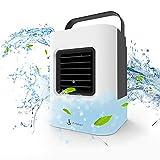 climatiseur mobile, clim mobile, climatiseur portable, Moyen rapide et facile de refroidir un espace personnel, adapté au chevet, au bureau et à la salle d'étude. clé USB