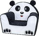 Bubaba - Fauteuil pour enfant, 12 designs différents, mousse résistante - super léger 1kg, fabriqué en UE, Thème:Panda