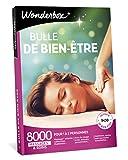 Wonderbox – Coffret cadeau - BULLE DE BIEN ETRE – 8000 massages californiens, soins du visage, modelage thaïlandais, gommage du corps, hammam, bain aux huiles pour 1 à 2 personnes