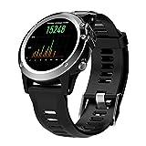 DHJWAI Appelez Bluetooth Smart Watch Ip68 Montre De Sport éTanche avec Alarme, Surveillance du Sommeil, Surveillance du Mouvement, Prise De Vue avec CaméRa, Suivi De Route GPS