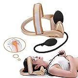 Instrument de traction posturale de la colonne vertébrale cervicale