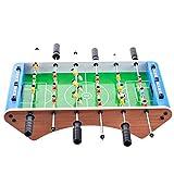 L.TSN Foosball Soccer Competition Table Top Set Salle de Jeux Sports Enfants Jouets Jeu de Puzzle Convient pour 3 Ans Cadeau pour Enfants Tables