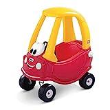 Little Tikes Cozy Coupe 30è Anniversaire Voiture - Conduisez avec un klaxon qui marche vraiment, interrupteur d'allumage à clic & bouchon de carburant
