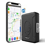 SinoTrack Car GPS Tracker ST-915 Strong Magnet Tracking Device Locator for Vehicles, Waterproof Real-Time Car GPS Tracker with Tracking Software, for Car Motorcycle, Taxi, Bus, etc