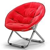 JALAL Chaise Pliante/Chaise Lune Adulte/Chaise Longue/Chaise paresseuse/inclinable/Chaise Pliante/Chaise Ron/Chaise canapé/Chaise Pliante Couleur Unie/canapé Paresseux /