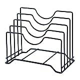 Toruiwa. Porte-Couvercle Couvercle Pan Armoire Support De Couvercle Rangement Organisateur de Cuisine Couper Garde-Manger Rack Multifonctionnel Planche à découper Porte-Couverts casseroles