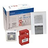 nugelec 30997 | kit type 4 radio compose d'une centrale type 4, de 2 dm, 1 d