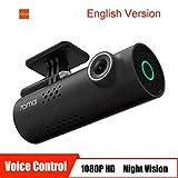 70mai Dash Cam Voiture Conduite Enregistreur Caméra de Bord 1080 P Full HD Smart Voiture DVR Nuit Version WiFi 130 Degrés sans Fil Dash Cam G-Capteur Dashcam