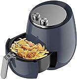 LAZNG Friteuses à air four et sans huile pour rôtir, passe au lave-vaisselle