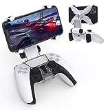 FYOUNG Support de Téléphone pour PS5 Manette, Non Inclus Playstation 5 Manette