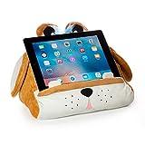 Cuddly Readers livre support de tablette ipad nouveauté ereader reste canapé oreiller stand idée cadeau - puppy pete