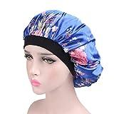 Bonnet de Douche Etanche, Rameng Femmes Bonnet de Bain Réutilisables Shower Cap Spa (I)