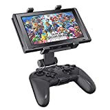 OIVO Support Manette Switch Pro pour Nintendo Switch/Switch Lite, Support de Pince à Clip Réglable pour Manette Nintendo Switch Pro