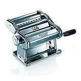 Pasta machine à pâtes mARCATO aTLAS 150 classique en aluminium argent