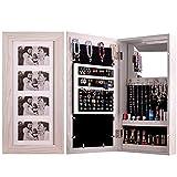 SHUJINGNCE Armoire de Rangement cosmétique Maquillage Miroir décoratif Photo Cadre de Stockage Armoire Armoire Armoire Armoire Armoire Armoire