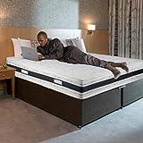 Sleepers   Matelas 140X190   Épaisseur 20 cm   Ergonomique   Soutien Ferme   Orthopédique   Système Aération 3D     Confort supérieur