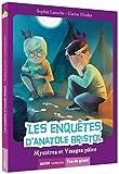 Les enquêtes d'Anatole Bristol Tome 2 - Mystères et Visages pâles (Coll. Pas de géant)