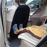 newhashiqi Tapis anti-jeu pour siège de bébé - Protection du dos du siège de voiture - Antidérapant - Anti-saleté - Tapis #A