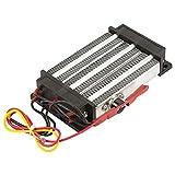 Réchauffeur d'air en céramique PTC Élément chauffant Chauffage électrique 750W 220V 140 × 76mm