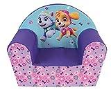 Fun House 712728 PAT PATROUILLE FILLE Fauteuil club enfant ORIGINE FRANCE GARANTIE, Multicolor, à partir de 18 mois